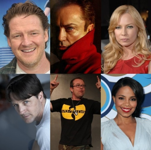 Donal Logue, Udo Kier, Traci Lords, Tim Guinee, Eric Edwards and Sanaa Lathan