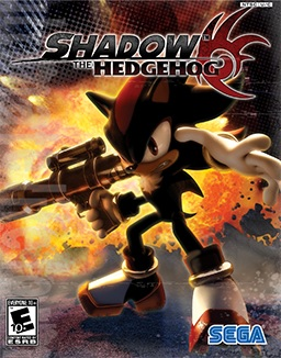 Shadow The Hedgehog (SEGA - 2005)