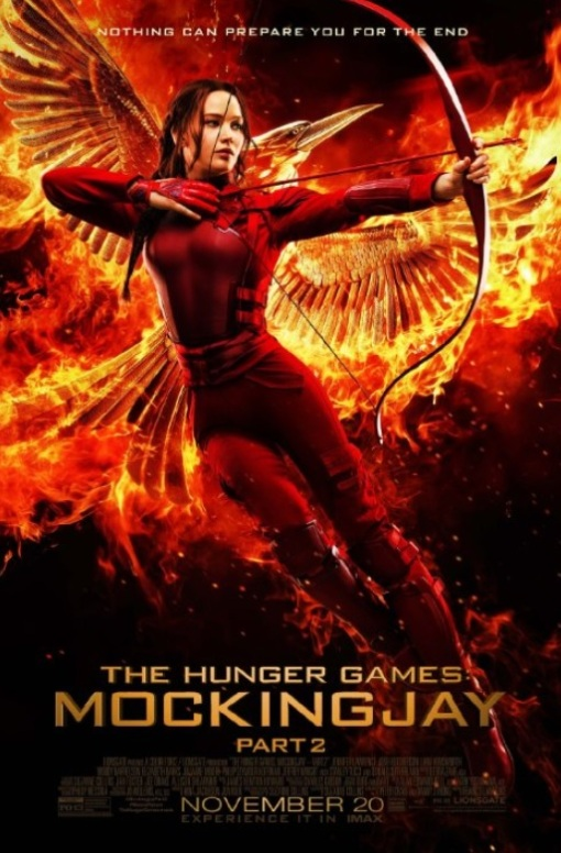 The Hunger Games: Mockingjay - Part 2 (Lionsgate - 2015)