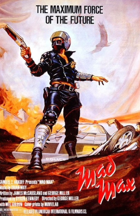 Mad Max (Village Roadshow Pictures - 1979)