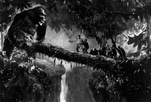 King Kong 1933 Log