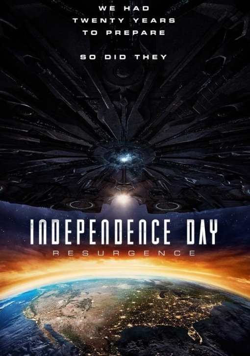 Independence Day: Resurgence (20th Century Fox - 2016)